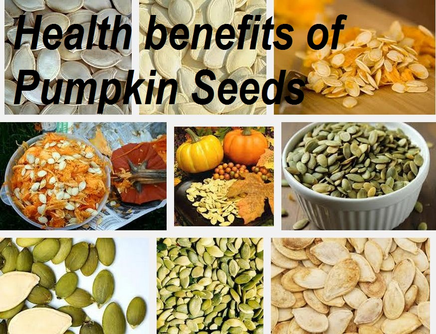Pumpkin seeds are one of natures forgotten superfoods